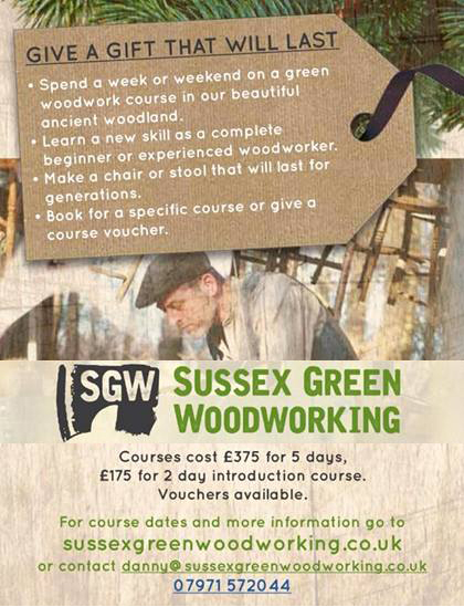Sussex Green Woodworking