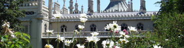 The Brighton Pavillion